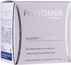Perfumería y cosmética Sal marina para baño con calcio - Phytomer Oligomer Silhouette Contouring Enhancer Marine Bath