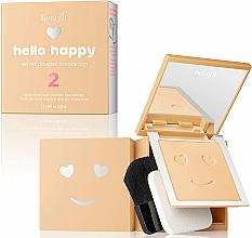 Perfumería y cosmética Base de maquillaje compacta - Benefit Hello Happy Velvet Powder Foundation