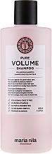 Perfumería y cosmética Champú voluminizador protector del color con vitamina B5 - Maria Nila Pure Volume Shampoo