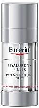 Perfumería y cosmética Sérum de noche antiedad con ácido hialurónico - Eucerin Hyaluron-Filler Peeling & Serum Night