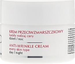 Perfumería y cosmética Crema antiedad con ácido hialuronico y aceite de argán - Uroda Anti-Wrinkles Face Cream For All Skin Day Night