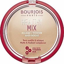 Perfumería y cosmética Polvo facial compacto matificante - Bourjois Healthy Mix Powder