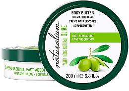 Perfumería y cosmética Manteca corporal con oliva - Naturalium Olive Body Butter