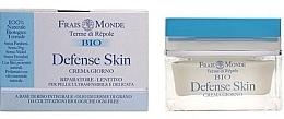 Perfumería y cosmética Crema reparadora de día con aceite de gérmen de trigo - Frais Monde Bio Defense Skin Day Cream