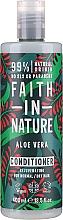 Perfumería y cosmética Acondicionador de cabello natural con aloe vera - Faith In Nature Aloe Vera Conditioner