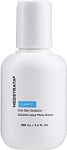 Perfumería y cosmética Solución reductora de poros con ácido glicólico, pieles grasas - NeoStrata Oily Skin Solution