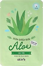 Perfumería y cosmética Mascarilla facial de tejido con extracto de aloe - Skin79 Fresh Garden Mask Aloe