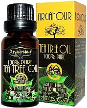 Perfumería y cosmética Aceite de árbol de té 100% natural - Arganour 100% Pure Tea Tree Oil