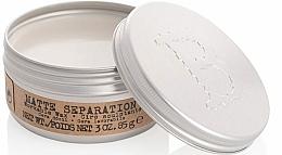 Cera moldeadora de fijación firme y acabado mate - Tigi B For Men Matte Separation Workable Wax  — imagen N2