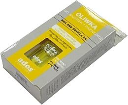 Perfumería y cosmética Aceite para uñas y cutículas con aceite de aguacate y vitaminas - Ados Nail And Cuticle Oil