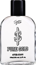 Chat D'or Pure Gold - Bálsamo aftershave — imagen N2