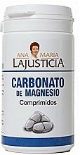 Perfumería y cosmética Complemento alimenticio de carbonato de magnesio, en comprimidos 300mg - Ana Maria Lajusticia