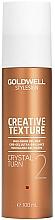 Perfumería y cosmética Cera en gel de alto brillo para cabello con proteínas de bambú - Goldwell Style Sign Creative Texture Crystal Turn High-Shine Gel Wax