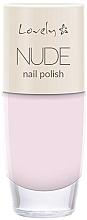 Perfumería y cosmética Esmalte de uñas - Lovely Nude Nail Polish