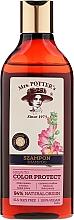 Perfumería y cosmética Champú con extractos de hibisco & malva común - Mrs. Potter's Helps To Color Protect Shampoo