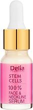 Perfumería y cosmética Sérum para rostro y cuello intensivo con tripéptidos - Delia Face Care Stem Sells Face Neckline Intensive Serum