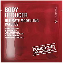 Perfumería y cosmética Parches modeladores corporales con cafeína, carnitina y extracto de té verde - Comodynes Body Reducer Ultimate Modelling Patches
