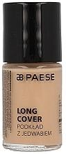 Perfumería y cosmética Base de maquillaje cremosa y rejuvenecedora de cobertura duradera - Paese Long Cover