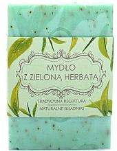 Perfumería y cosmética Jabón natural con té verde - Scandia Cosmetics