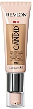 Perfumería y cosmética Base de maquillaje cremosa hidratante de cobertura media y larga duración - Revlon Photoready Candid Natural Finish Foundation