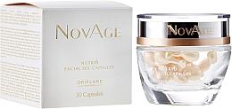Perfumería y cosmética Aceite facial de soja y melocotón en cápsulas - Oriflame NovAge Nutri6 Facial Oil Capsules