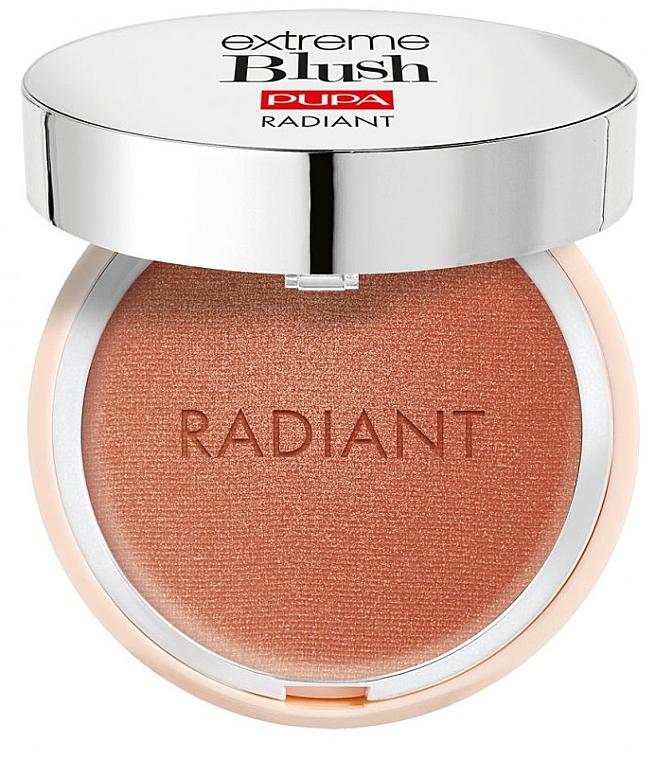 Colorete con efecto iluminador - Pupa Extreme Blush Radiant