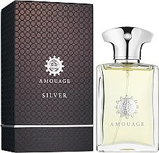 Amouage Silver - Eau de parfum — imagen N2