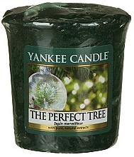 Perfumería y cosmética Vela aromática, magnolia champaca - Yankee Candle The Perfect Tree