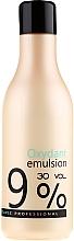 Perfumería y cosmética Oxidante en crema 9%/30 vol. - Stapiz Professional Oxydant Emulsion 30 Vol
