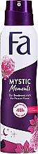 Perfumería y cosmética Desodorante con aroma a maracuyá - Fa Deodorant Mystic Moments