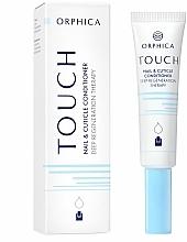 Perfumería y cosmética Tratamiento acondicionador para uñas y cutículas con aceite de argán y ricino - Orphica Touch Nail & Cuticle Conditioner