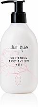 Perfumería y cosmética Loción corporal suavizante con aceite de macadamia, aroma a rosa - Jurlique Softening Body Lotion Rose