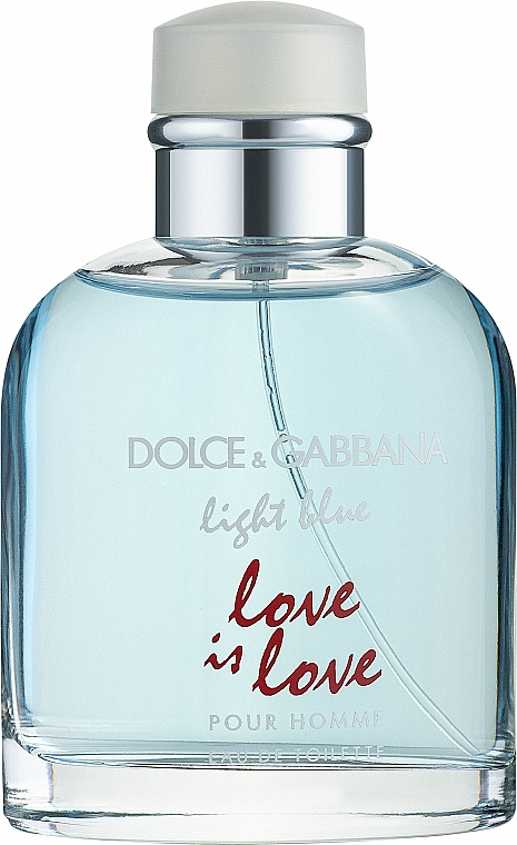 Dolce & Gabbana Light Blue Love is Love Pour Homme - Eau de toilette
