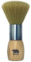 Perfumería y cosmética Cepillo de peluquería limpiapelos, 974 S - Nishman