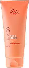 Perfumería y cosmética Acondicionador nutritivo con bayas de goji - Wella Invigo Nutri-Enrich Deep Nourishing Conditioner