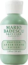 Perfumería y cosmética Loción aftershave con extracto de menta - Mario Badescu Protein After Shave Lotion