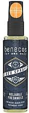 Perfumería y cosmética Desodorante spray con extracto de bardana y saúco sin aluminio - Benecos For Men Only Deo Spray