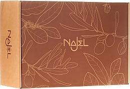 Perfumería y cosmética Set - Najel For Him Special Set (jabón/100g+ desodorante/90g+aceite/125ml+jabonera/1ud.)