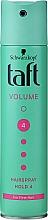 Perfumería y cosmética Laca voluminizadora de cabello con colágeno, fijación ultra fuerte - Schwarzkopf Taft