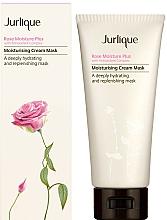 Perfumería y cosmética Mascarilla crema facial hidratante con aceite de macadamia - Jurlique Rose Moisture Plus Moisturising Cream Mask
