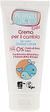 Perfumería y cosmética Crema protectora de pañal con extracto de pasiflora - Ekos Baby Nappy Change Cream