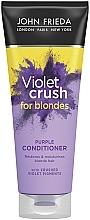 Perfumería y cosmética Acondicionador para cabello rubio - John Frieda Sheer Blonde Colour Renew Conditioner