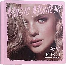 Perfumería y cosmética Set (máscara de pestañas/9ml + sombra de ojos/7g + esmalte de uñas/10ml) - Joko