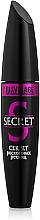 Perfumería y cosmética Máscara de pestañas - Luxvisage Secret Mascara