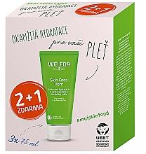 Perfumería y cosmética Set - Weleda Skin Food Light Multipack (crema para rostro y cuerpo 3x75ml)