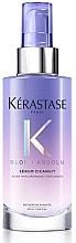 Perfumería y cosmética Sérum de noche restaurador para cabello aclarado con ácido hialurónico y flor de edelweiss - Kerastase Blond Absolu Overnight Recovery Cicanuit Hair Serum
