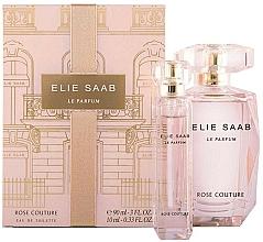 Perfumería y cosmética Elie Saab Le Parfum Rose Couture - Set Eau de Toilette (edt/90ml + edt/mini/10ml)