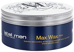 Perfumería y cosmética Cera para cabello, fijación extra fuerte - Label.m Max Wax