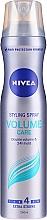 Perfumería y cosmética Laca voluminizadora para cabello, fijación extra fuerte - Nivea Hair Care Volume Sensation Styling Spray