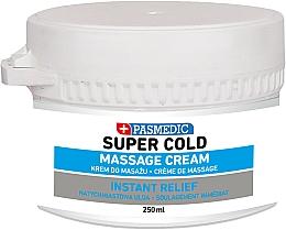 Perfumería y cosmética Crema de masaje corporal frío - Pasmedic Super Cold Massage Cream